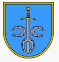 Herb gminy Prażmów w powiecie Piaseczyńskim