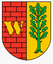 Herb dzielnicy Warszawa Wawer